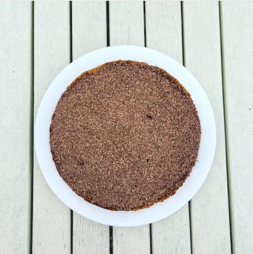 Chilli chocolate pie