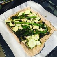 3 ingredient pizza prep