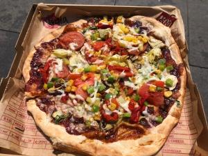 MOD piizza in Nottingham