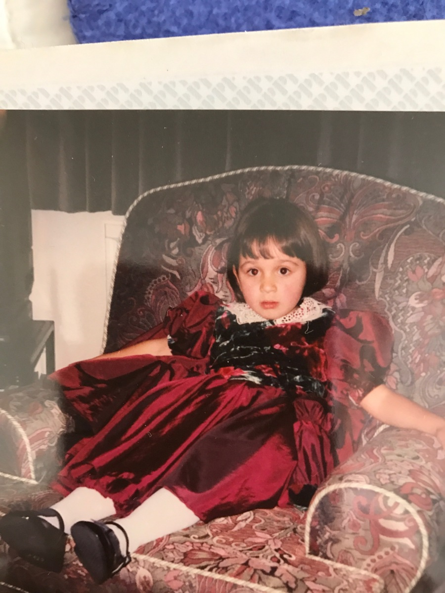 Sulky 4 year old Nadya