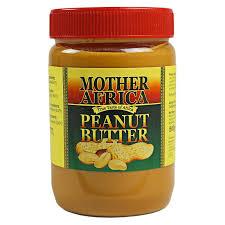 Mother Africa peanut butter