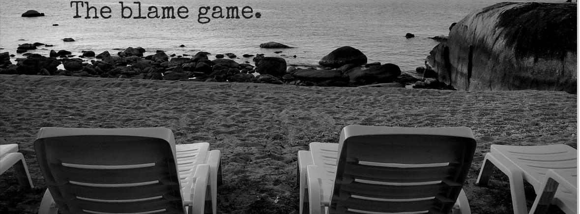 The blame game, by Nadya SJ thumbnail