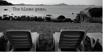 The blame game, by Nadya SJ thumbnail