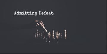 Admitting Defeat thumbnail