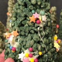 Christmas tree - vegan chocolate